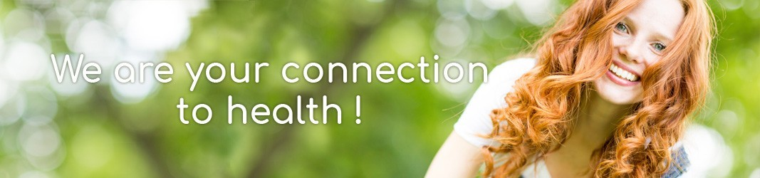 we are your conection to health